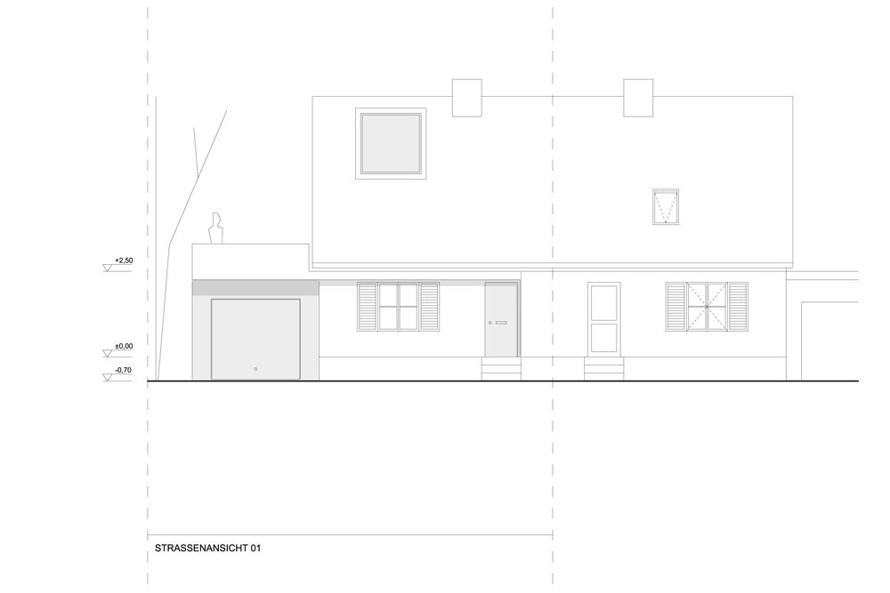 House Krauss -- Conversion · Dresden